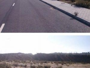 Terreno c/ Projeto Aprovado, Zona Industrial p/ Const. Armazém.